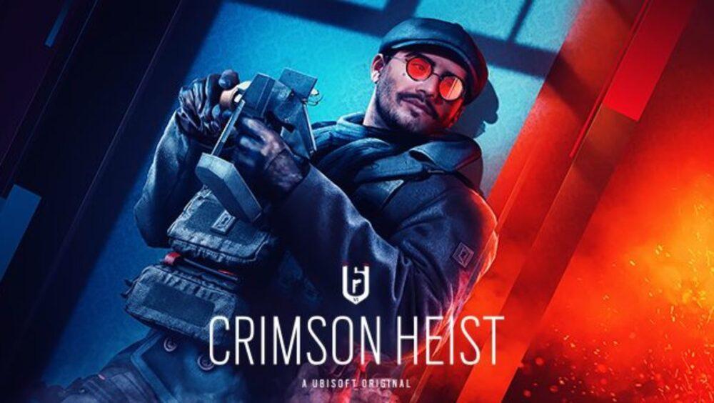 CRIMSON HEIST
