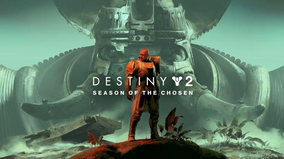 Destiny 2 Season of the Chosen