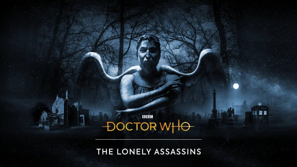 Doctor Who The Lonely Assassins