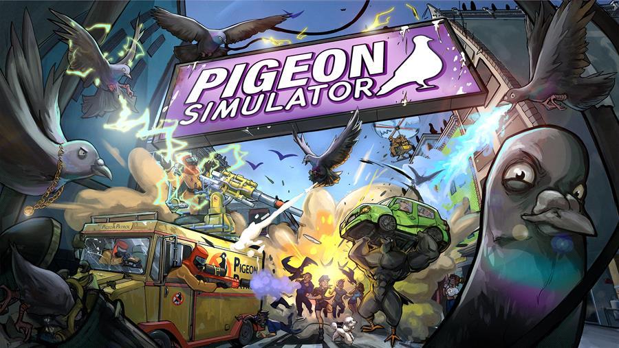 Pigeon Simulator