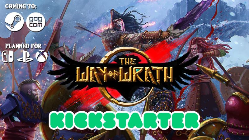 RPG The Way of Wrath