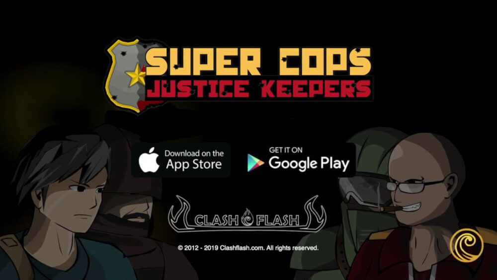 Super Cops Justice Keepers