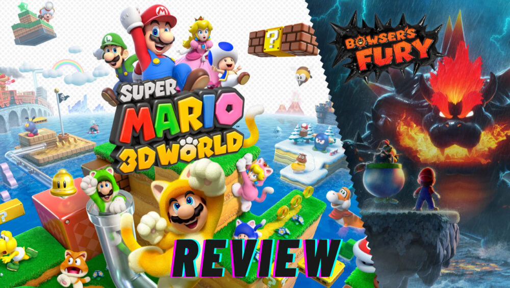 Super Mario 3D World + Bowser's Fury Review Thumb
