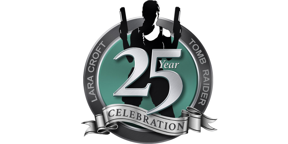 TOMB RAIDER'S 25TH ANNIVERSARY