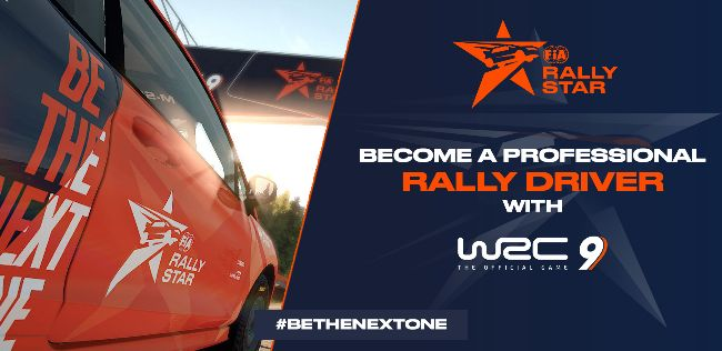 WRC 9 Rally Star DLC