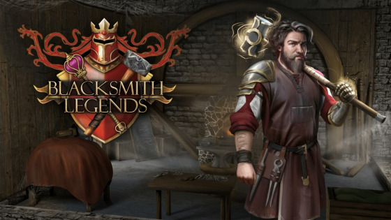 Blacksmith Legends