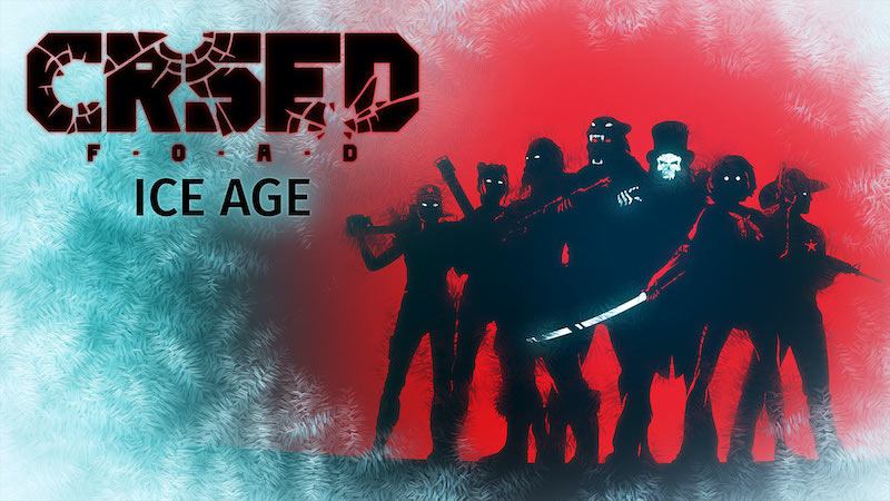 CRSED: F.OA.D, Ice Age Content Update