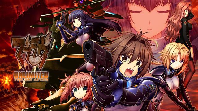 Muv-Luv Unlimited: The Day After
