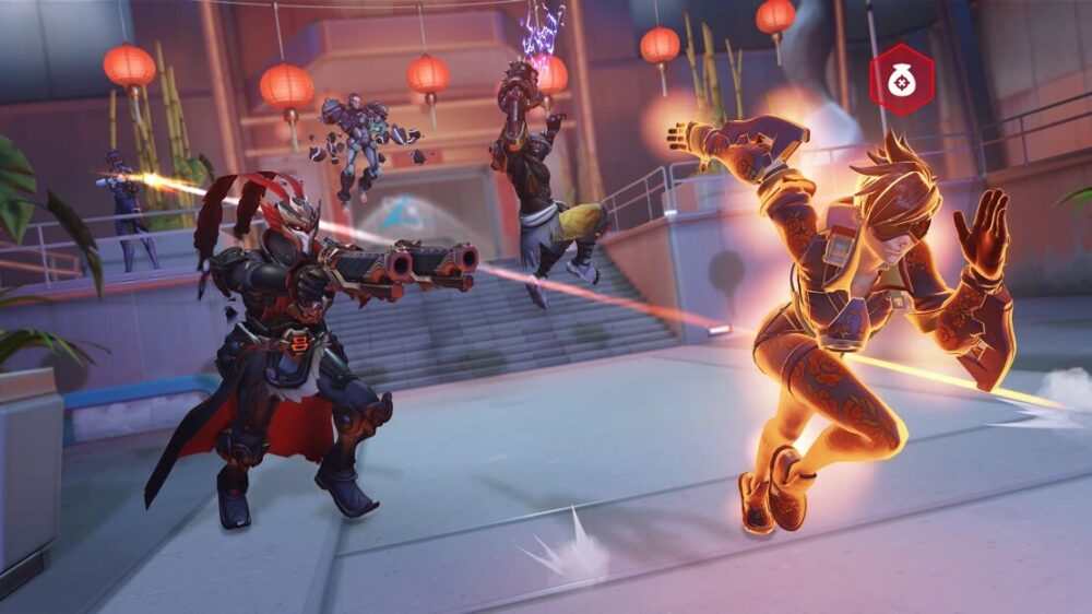 Overwatch Lunar New Year 2021