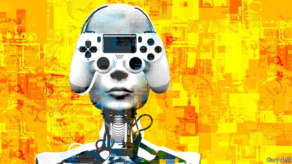 AI's role in modern gaming 1