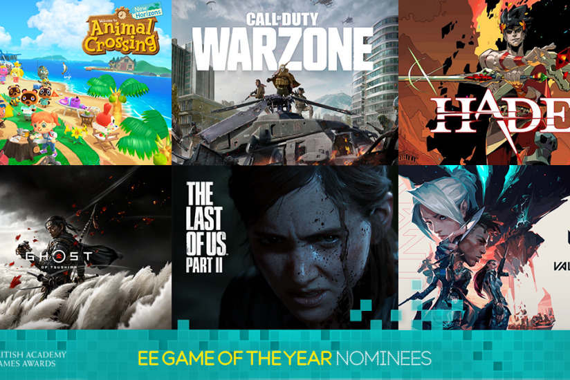 EE Game of the Year Award