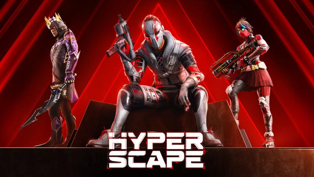 Hyper Scape Season 3: Shadow Rising