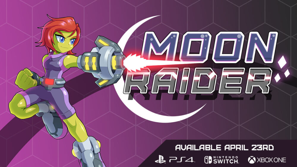 Moon Raider is coming on Xbox One | PS4 | Nintendo Switch
