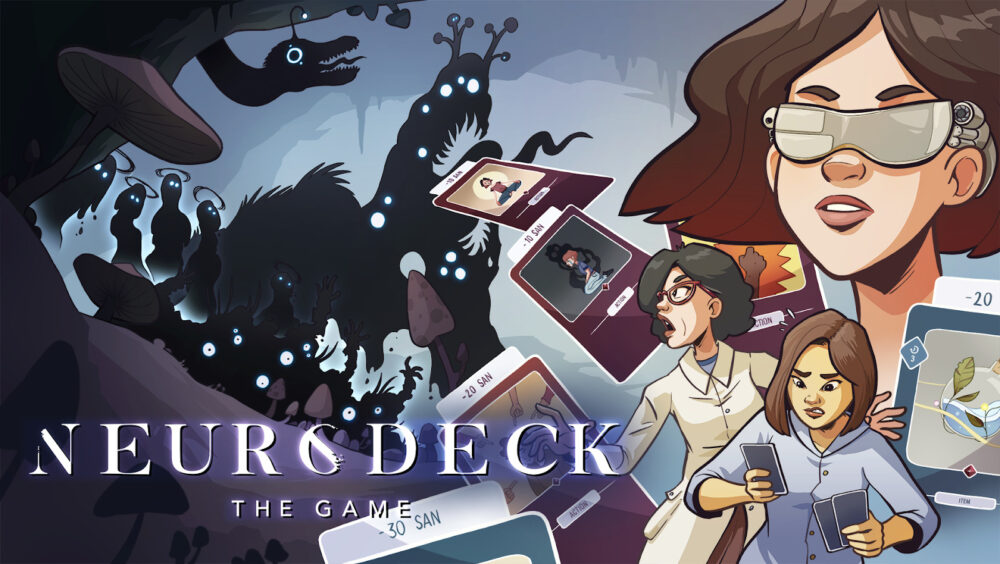 Neurodeck launches on PC and Switch
