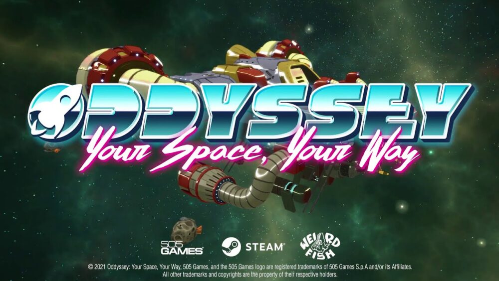Oddyssey Your Space, Your Way