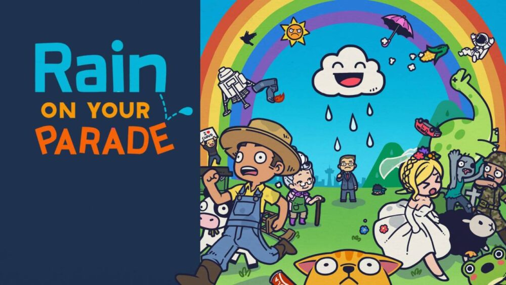 Rain on Your Parade Release Date