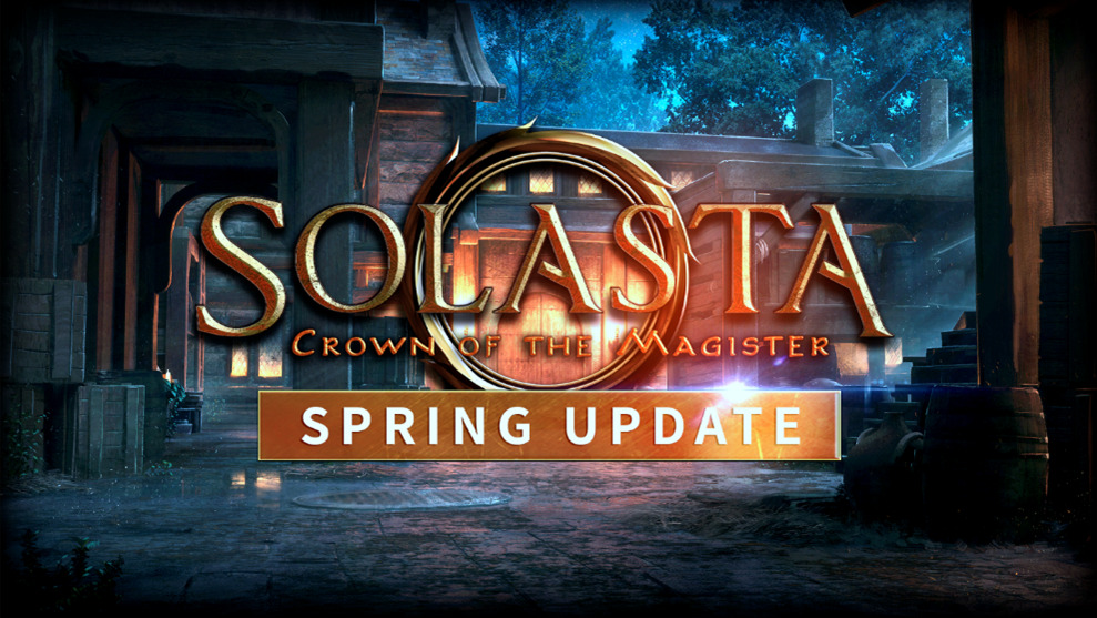 Solasta Crown of the Magister Spring Update