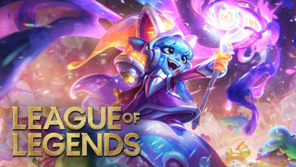 Space Groove skinline League of Legends