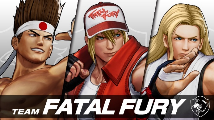 THE KING OF FIGHTERS XV Team FATAL FURY unveiled