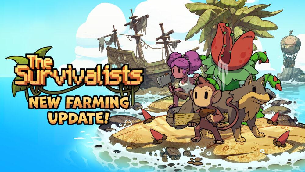 The Survivalists Farming Update