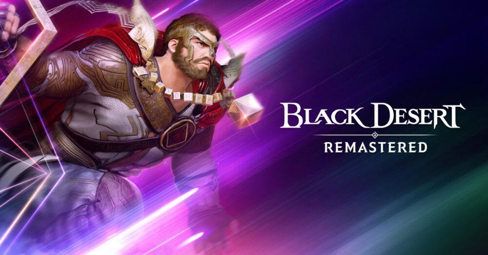 The ancient Sage class joins Black Desert Online