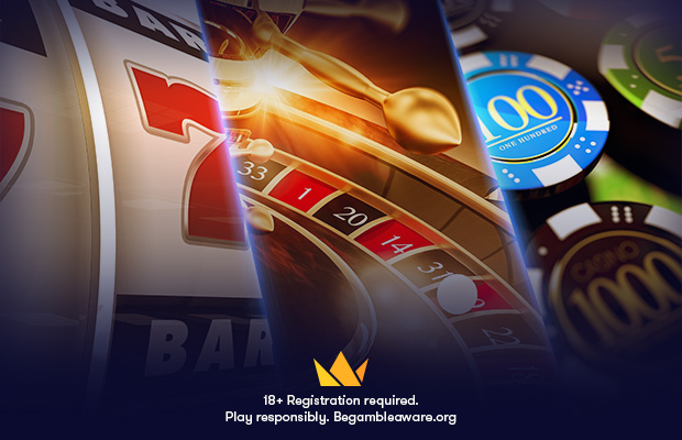 The most popular casino games