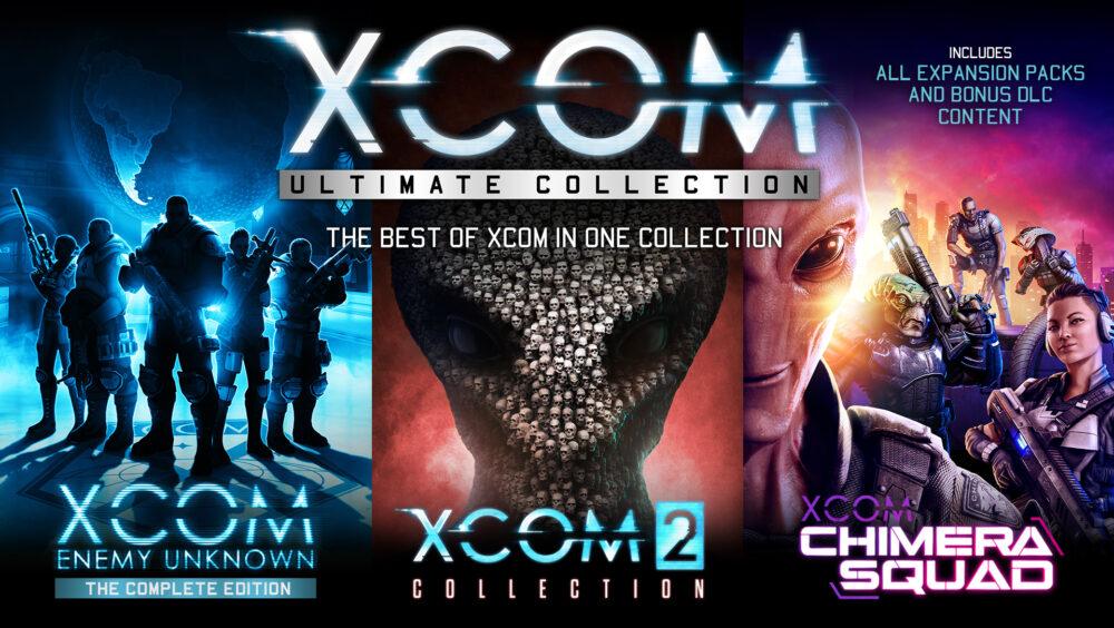 XCOM Ultimate Collection Key Art
