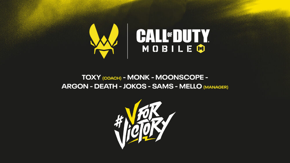 call of duty mobile roster
