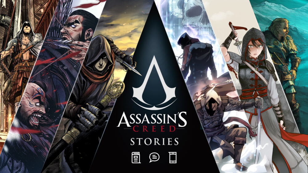 Assassins Creed Stories