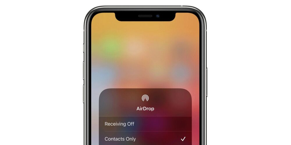 Apples Airdrop flaw