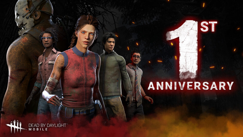 Dead by Daylight Mobile Celebrates Its One-Year Anniversary
