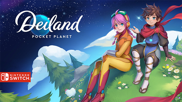 Deiland Pocket Planet Edition Launches on Switch