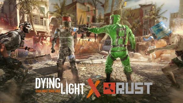 Dying Light teams up with Rust in crossover event