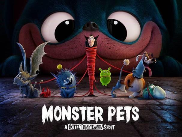 Monster Pets A Hotel Transylvania Short
