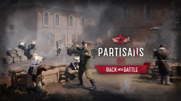 Partisans 1941 New Back Into Battle DLC