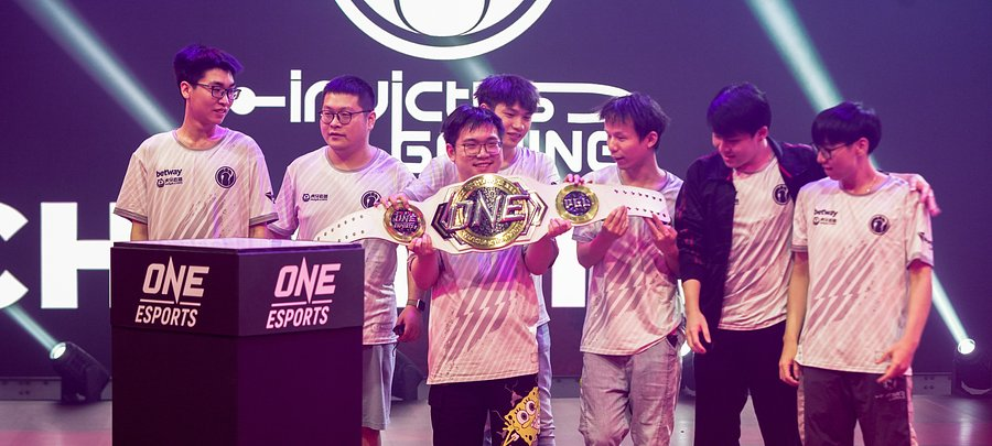 Singapore Major - the first PGL offline event in pandemic