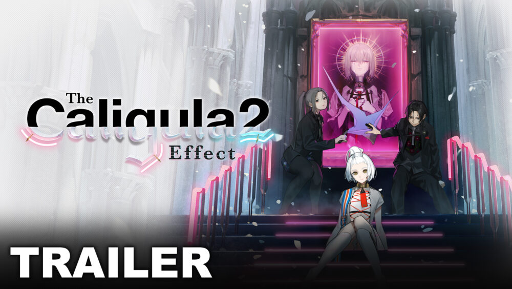 The Caligula Effect 2 First Trailer