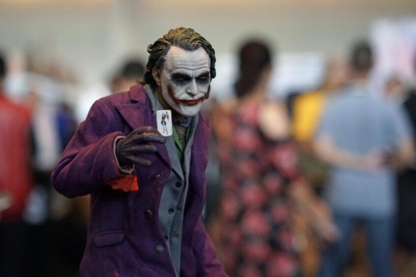 Bangkok,Thailand,-,April,29,,2018:,Figure,Model,Joker,Character