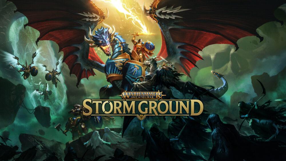 Warhammer Age of Sigmar Storm Groun