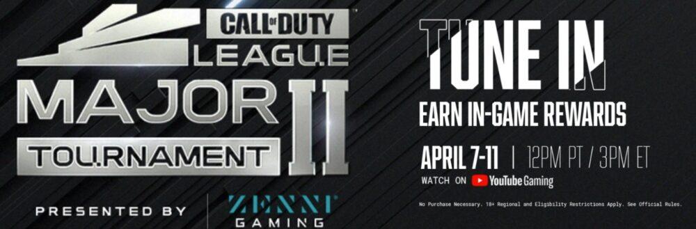 Call of Duty League's Major II
