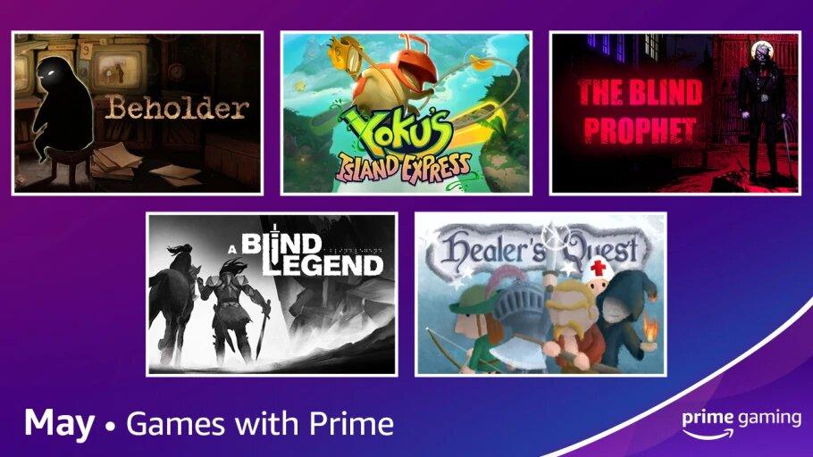 prime gaming may 2021