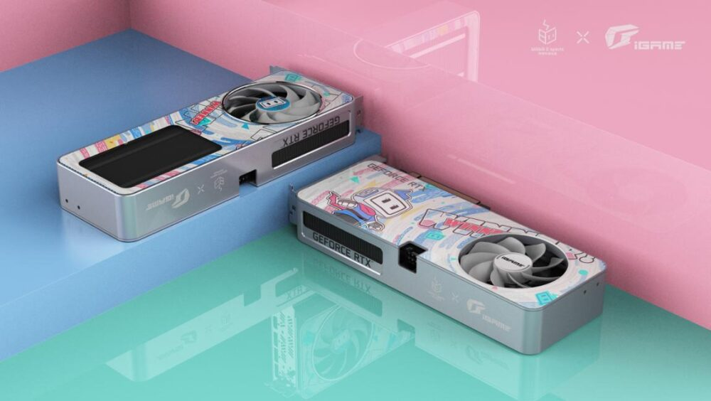 COLORFUL Launches iGame GeForce RTX 3060