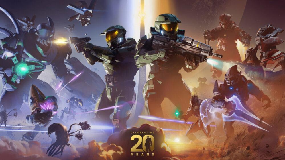 20 Years of Xbox- the celebration starts