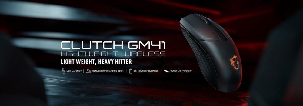 CLUTCH GM41 LIGHTWEIGHT WIRELESS