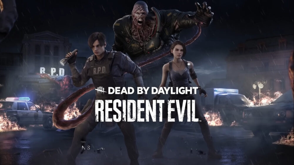 Dead by Daylight Reveals Resident Evil Chapter