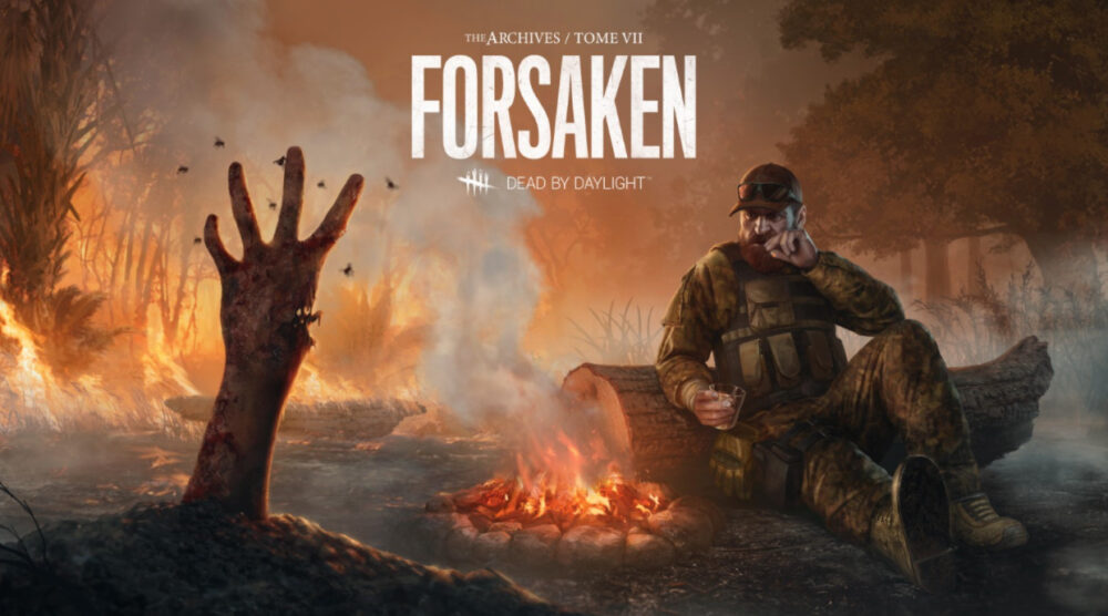 Dead by Daylight launches Tome 7 Archives FORSAKEN