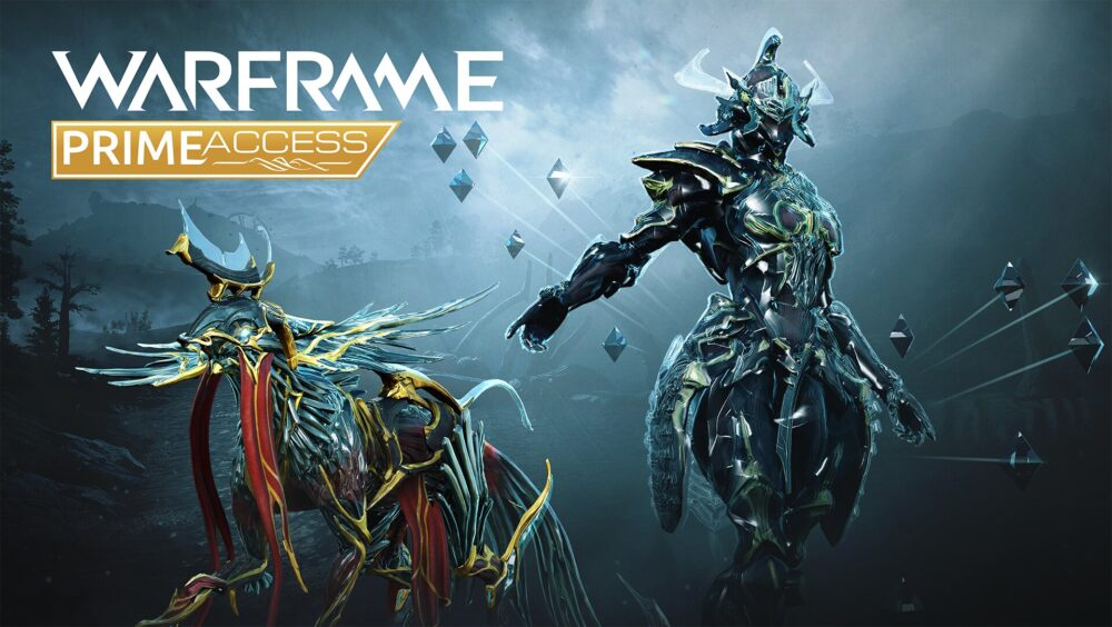 Gara Prime Access Warframe Kavat