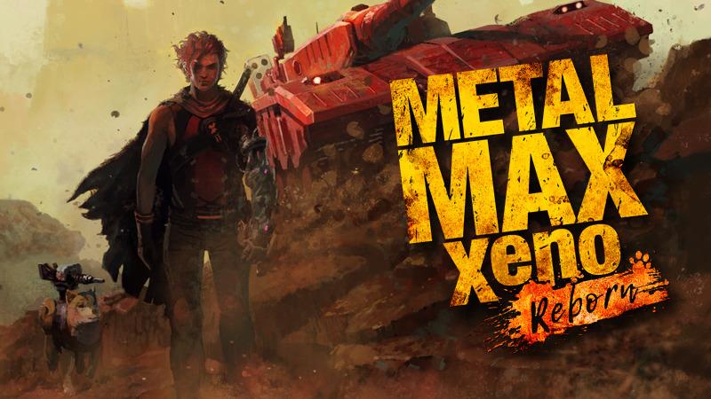 Metal Max Xeno Reborn