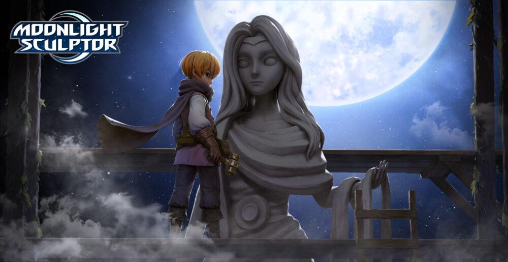 Moonlight Sculptor