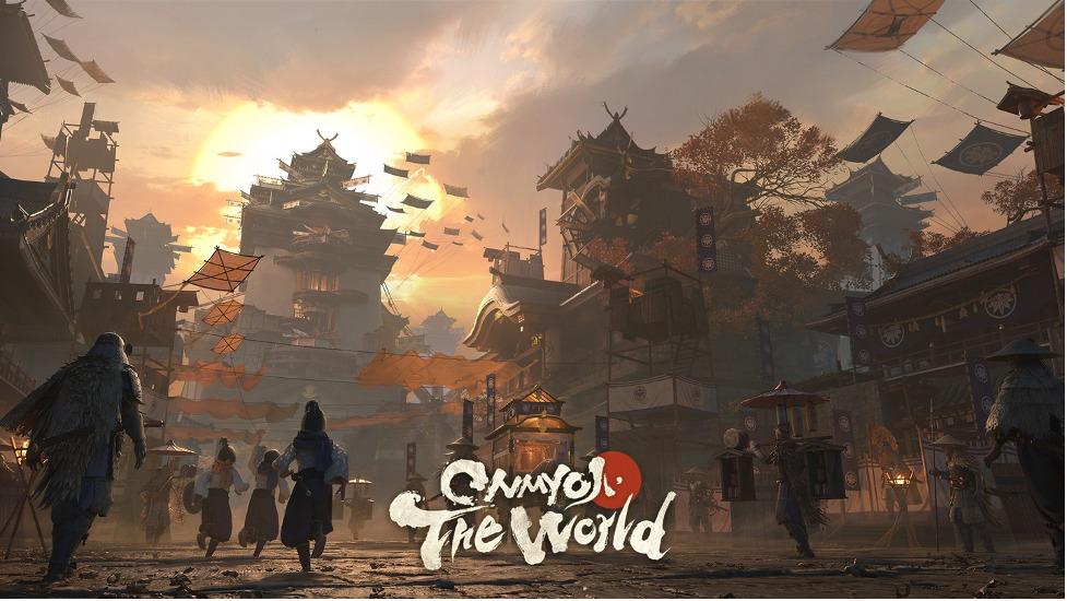 Onmyoji The World
